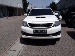 Toyota Fortuner 2012 Lampung dijual dengan harga termurah