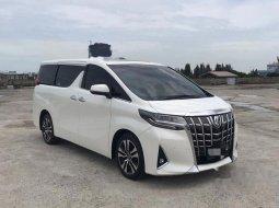 Jual cepat Toyota Alphard G 2018 di DKI Jakarta