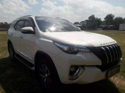 Jual mobil bekas murah Toyota Fortuner VRZ 2017 di Jawa Tengah