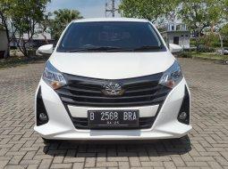 Toyota Calya 1.2 G AT Wrn Putih Like New Mulus TDP 28Jt