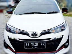 Toyota Yaris TRD Sportivo  Matic 2019 Putih, Km 2 Rb,Like New