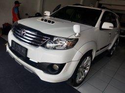 Toyota Fortuner TRD VNT Matic 2012