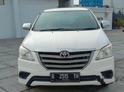 Jual mobil bekas murah Toyota Kijang Innova E 2015 di DKI Jakarta