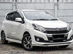 Daihatsu Ayla 1.2 R Deluxe 2017 Silver TDP mulai 15jt! #Mobil88Buaran