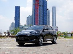 2014 Toyota Harrier 2.0 AT Hitam Surabaya
