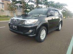 Mobil Toyota Fortuner 2013 G dijual, Banten