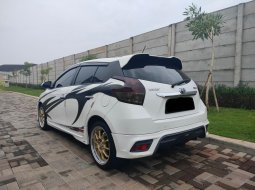Toyota Yaris S TRD matic 2014 Putih