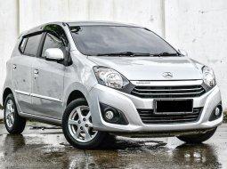 Dijual mobil bekas Daihatsu Ayla X 2017, DKI Jakarta