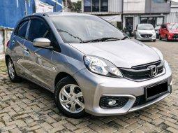Mobil Honda Brio Satya E 2017 dijual, DKI Jakarta
