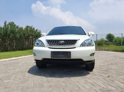 2011 Toyota Harrier 2.4 AT Special Edition Full Beige KM 4ribu Surabaya