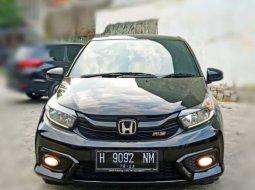 Honda Brio Rs 1.2 Automatic 2018 Hitam, Istimewa