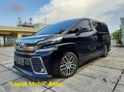 Mobil Toyota Vellfire 2017 ZG terbaik di DKI Jakarta