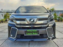 Mobil Toyota Vellfire 2017 ZG dijual, DKI Jakarta