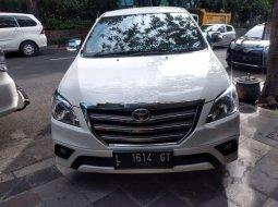 Jual cepat Toyota Kijang Innova G 2014 di Jawa Timur