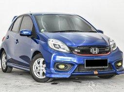 Dijual mobil bekas Honda Brio Satya E 2017