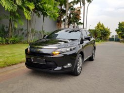 Toyota New Harrier Advance (KM 29 RB) 2014/2015 Black On Bordeaux Wine