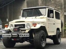 Hardtop Fj40 M/T 1981 Putih Siap Pakai