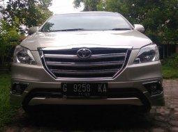 Jual Toyota Kijang Innova V Luxury 2013 harga murah di Jawa Tengah
