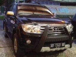 Toyota Fortuner G Matic Diesel 2011 Istimewa