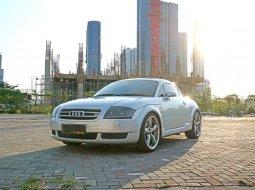 2003 Audi TT 1.8 MT Silver Coupe Surabaya