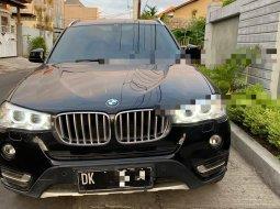 BMW X3 2017 Hitam Asli Bali - Barang Langka Mulus - Milik Pribadi