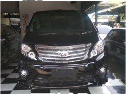 Jual Toyota Alphard SC 2013 harga murah di DKI Jakarta