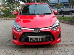 Mobil Toyota Agya 2019 G dijual, Banten
