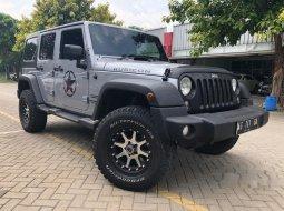 Jual cepat Jeep Wrangler Sport CRD Unlimited 2014 di DKI Jakarta