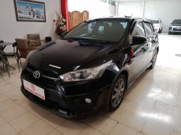 Toyota All New Yaris S TRD Sportivo AT 2015 Hitam Km Rendah Antik