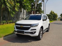 Chevrolet New Trailblazer Diesel LTZ Facelift 2017 White