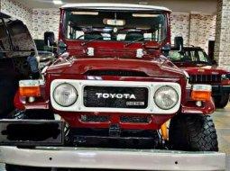 Toyota Hardtop Landcruiser Bj40 Hardtop Asli Diesel Tahun 1983