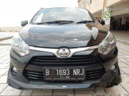 Banten, jual mobil Toyota Agya 2017 dengan harga terjangkau