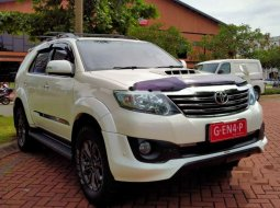 Mobil Toyota Fortuner 2015 G TRD dijual, Banten
