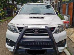 Jawa Barat, Toyota Fortuner G TRD 2015 kondisi terawat