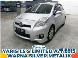 Jual cepat Toyota Yaris S 2013 di DKI Jakarta