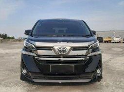Jual Toyota Vellfire G 2017 harga murah di DKI Jakarta