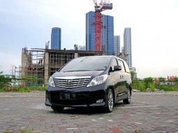 2009 Toyota Alphard G Premium Sound Hitam Surabaya
