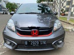 Jual cepat Honda Brio Satya E 2018 di Banten