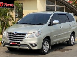Toyota Grand Innova 2.0 G 2014 Facelift