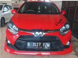 Mobil Toyota Agya 2017 G terbaik di Jawa Barat