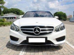 Mercedes-Benz E-Class E 400 2016 Putih