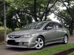 Honda Civic FD1 1.8 AT 2008 Abu-abu