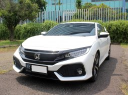 Honda Civic Turbo 1.5 Automatic 2019 Hatchback PUTIH