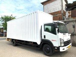 37000KM MURAH+BanBARU Isuzu Giga Engkel 4x2 FRR90Q Box Besi 2012