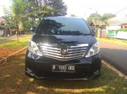 Toyota Alphard 2010 DKI Jakarta dijual dengan harga termurah