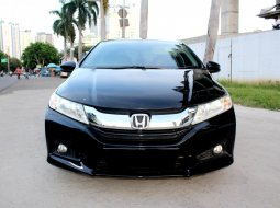 Honda City E 2015 Hitam