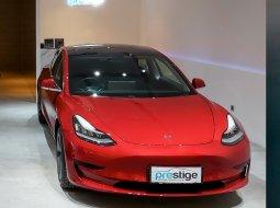 Brand New 2021 Tesla Model 3 Standard Range Plus Red Multi Coat on Black