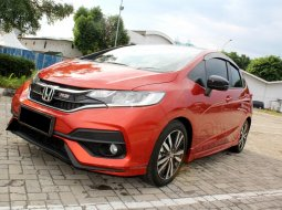 Honda Jazz RS two color 2020 Orange