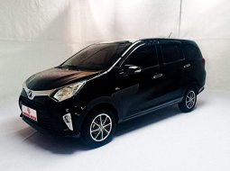 Toyota Calya 1.2 G AT 2018 Hitam Metalik Km REndah