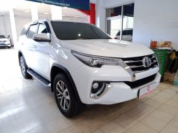 Toyota New Fortuner 2.4 VRZ Diesel AT 2016 Putih Km Rendah